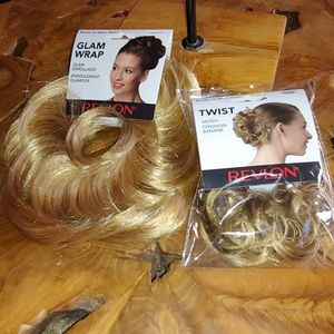 Brand New Set Ready -to-Wear Hair by Revlon